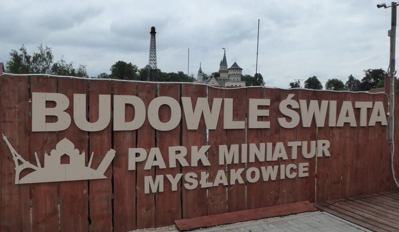 Park Miniatur – Budowle Świata