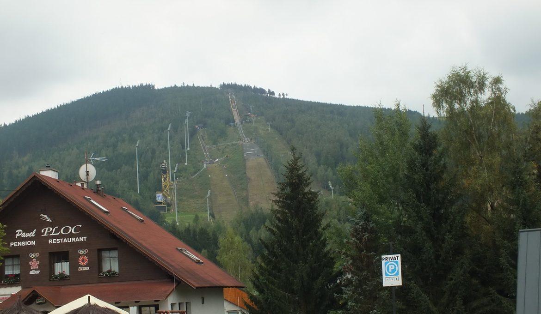 """Skocznie Narciarskie Harrachova – """"Czeski mamut"""""""