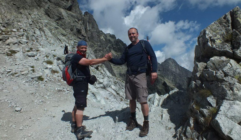 Lodowa Przełęcz – z Doliny Jaworowej do Doliny Zimnej Wody