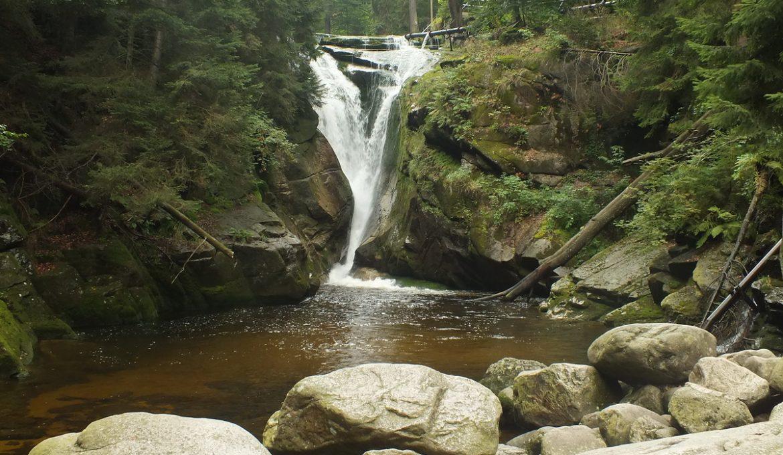 Wodospady i Stawy Karkonoszy
