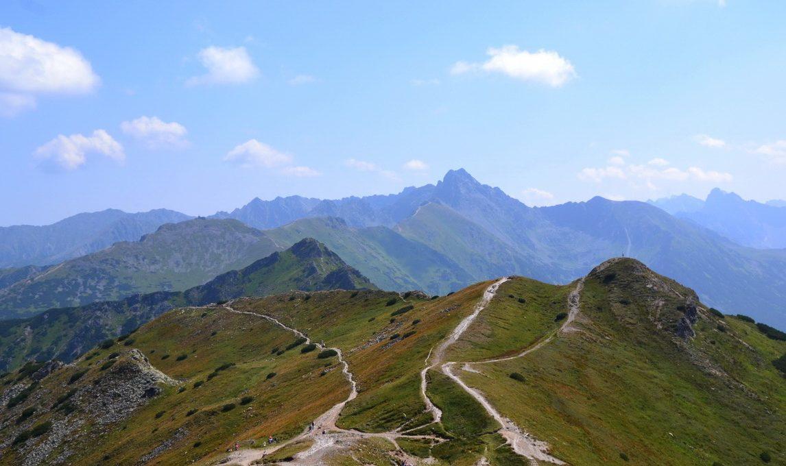 Wiadomości ogólne o szlakach turystycznych Tatr