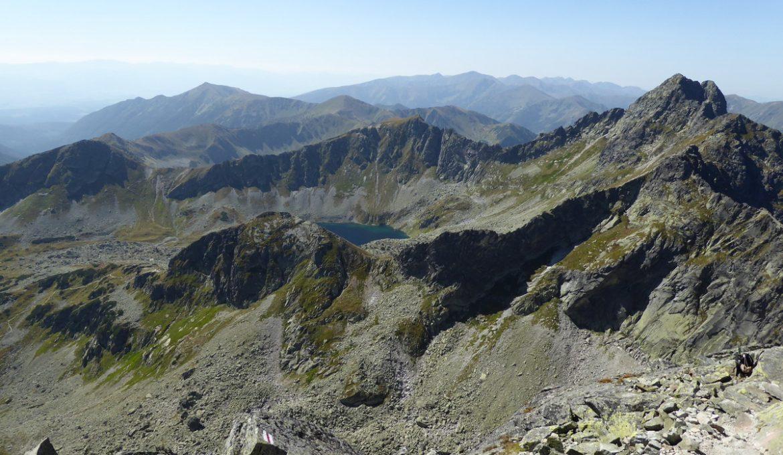 Kozi Wierch – najwyższy szczyt w całości znajdujący się w Polskich Tatrach Wysokich