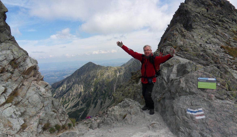 Zawrat – z Doliny Gąsienicowej do Doliny Pięciu Stawów Polskich