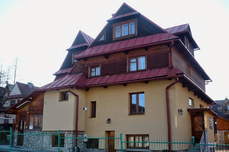 "Góralska Chata ""DARO"" oraz Domek Regionalny ""DARO-CHALET"""