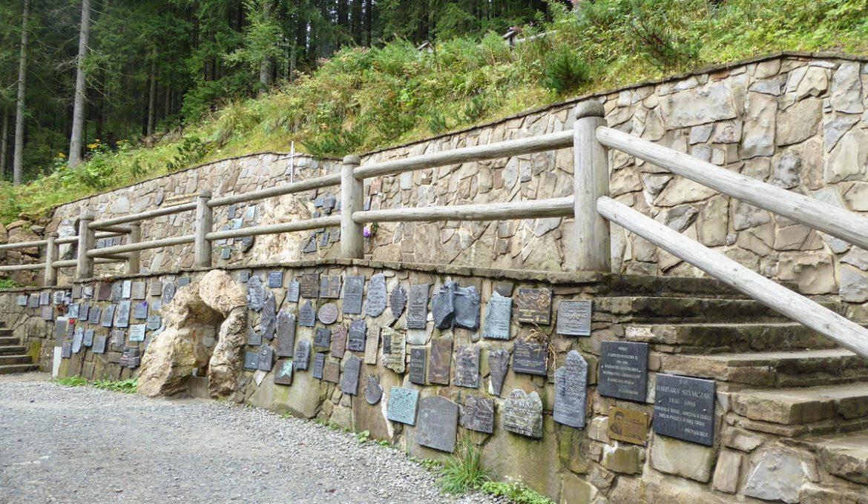 Miejsce Pamięci przy Sanktuarium Maryjnym na Wiktorówkach